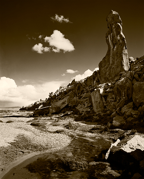 Stone Forest Obelisk